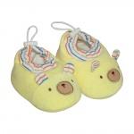 Giày gấu 0981 - SS0981 - Size 3M, 6M ( Vàng ) - BabyOne