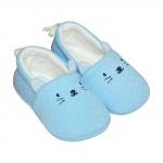 Giày mèo 0983 - SS0983 - Size 3M, 6M ( Xanh biển ngẫu nhiên ) - BabyOne