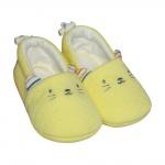 Giày mèo 0983 - SS0983 - Size 3M, 6M ( Vàng ) - BabyOne