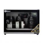 Tủ chống ẩm cao cấp Nikatei NC-20C Silver Plus
