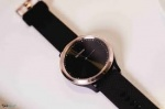Đồng hồ thông minh Garmin vivomove HR Black - Rose Gold