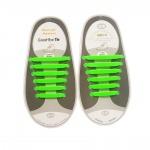 Dây giày cao su đàn hồi tiện lợi SSK6