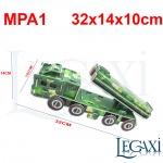 Bộ lắp ráp mô hình giấy MPA1