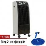 Quạt làm lạnh không khí Kachi QLM01 (đen) + Tặng ống nước đa năng