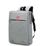 Balo laptop Glado cylinder - BLC007 (màu xám)