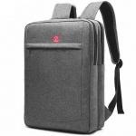 Balo laptop Glado cylinder - BLC011 (màu xám)