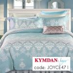 Drap Kymdan Joyce 160 x 200cm ( có vỏ mền)