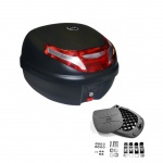 Thùng đựng đồ xe máy Givi E30RN monolock 30 lít hàng chính hãng