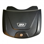 Thùng giữa xe máy Givi G10N fixed 10 lít màu đen