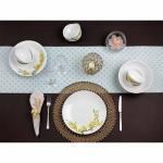 Bộ đồ ăn Minh Long 9 sản phẩm Daisy IFP - Hoàng mai