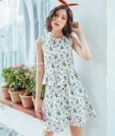 Set váy áo hoa - SV180003