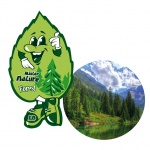Lá thơm nụ cười may mắn L&D Mister Nature Forest