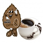 Lá thơm nụ cười may mắn L&D Mister Nature Coffee