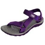 Giày sandal nữ 2 quai ngang hiệu Vento NV2732Pu