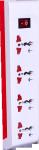 Ổ cắm Điện Quang ĐQ ESK 5W OA104A (kiểu thân trong suốt, 4 lỗ 3 chấu, dây dài 5m)