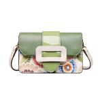 Túi mini sọc xanh lá G03S313 Venuco Madrid