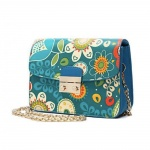 Túi hộp mini xanh lá S167 Venuco Madrid