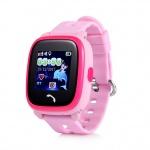 Đồng hồ định vị GPS Wonlex GW400S chống nước IP67 (hồng)