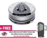 Máy bơm lốp đa năng Michelin 12260 tặng Giá giữ điện thoại 360 đa năng Philips DLK35001B