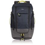 """Balo Velocity Max Backpack 17.3"""" Xám – Vàng (ACV732)"""