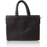 Túi laptop Verchini màu nâu đen 010675