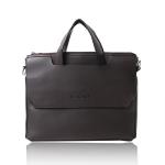Túi laptop Verchini màu nâu đen 010681