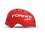 Nón bảo hiểm thể thao Fornix BMX NV1- màu đỏ