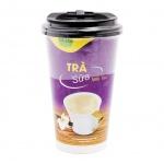 Trà sữa hương Vanilla ly giấy - Cocoa Indochine