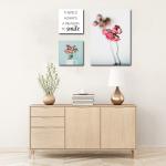Tranh canvas treo tường Shago-Rosie S3T-9