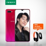 OPPO F9 - Tặng tai nghe bluetooth
