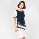 Đầm suông họa tiết HK 596