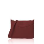 Túi thời trang Verchini màu đỏ đô 010783