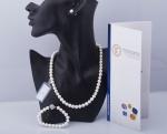 Opal - Bộ ngọc trai trắng tự nhiên_T11