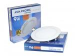 Đèn led Panel 9w Asia Pacific Lighting bảo hành 2 năm 1 đổi 1
