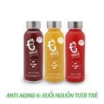 Detox Anti - Aging 6 thanh lọc, đẹp da từ Fresh Saigon-Beauty Drink