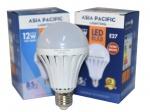 Bóng đèn led Bulb 12W Asia Pacific Lighting bảo hành 2 năm 1 đổi 1