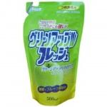 Nước rửa chén hương táo loại túi 500 ml Rocket - Nội địa Nhật Bản