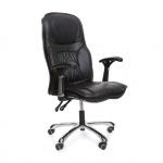 Ghế trưởng phòng IB20305 cao cấp màu đen