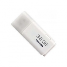 Thanh nhớ ngoài Toshiba 32GB USB 3.0 TransMemory (Hayabusa) Haya White