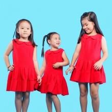 UKID123- Đầm bé gái