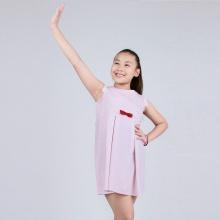 UKID77 - Đầm bé gái phối nơ
