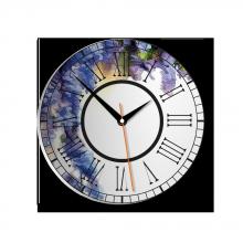 Đồng hồ gỗ tròn tictac - R001