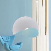 Đèn trang trí quả trứng màu xanh đường kính 30cm