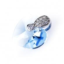 Mặt dây chuyền bạc Color Of Love