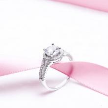 Nhẫn bạc Luana Eropi