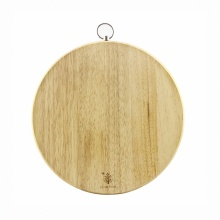 Thớt tròn khoen xoay gỗ Đức Thành 02051