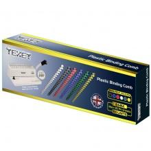 Gáy lò xo nhựa TEXET SP06