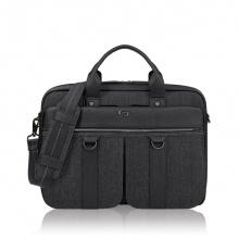 Túi xách laptop Solo 15.6″ Bradford EXE335-4 (Đen)