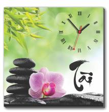 Dyvina 1T4040-42 - Đồng hồ tranh chữ Tài