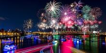 Tour du lịch Đà Nẵng - Cao Nguyên Bà Nà - Huế - Hội An - Lễ hội pháo hoa quốc tế